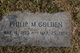 Philip McGovern Golden