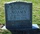 Profile photo:  Elizabeth F. Adams