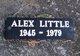 Profile photo:  Alex Little