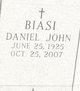 Profile photo:  Daniel John Biasi