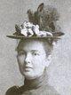 "Profile photo:  Virginia Miles ""Jennie"" <I>Smith</I> Gregory"