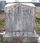 Alice Eugenia <I>Boyd</I> Boyd