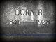 "Profile photo:  Medora Brodie ""Dora"" <I>Crenshaw</I> Douthit"