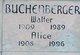 Profile photo:  Alice C <I>Ruck</I> Buchenberger