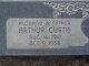 """Profile photo:   Arthur Curtis """" """" <I> </I> Allman,"""