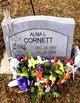 Profile photo:  Alma L. <I>Addison</I> Cornett