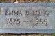 Emma D. Long