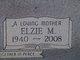 Elzie M. Brown