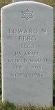 Edward N Berg