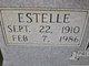Estelle Belk