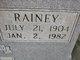 Rainey Belk