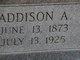 Profile photo:  Addison A Foster