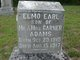 Profile photo:  Elmo Earl Adams