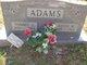 Profile photo:  Edith Mae <I>Fields</I> Adams