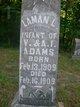 Profile photo:  Laman L Adams