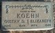 "Elizabeth ""Lizzie"" <I>Unruh</I> Koehn"
