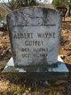 Profile photo:  Albert Wayne Guffey