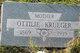 Ottilie Krueger