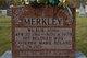 Marie <I>Boland</I> Merkley