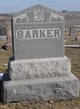Profile photo:  Bessie May <I>Kimel</I> Barker
