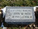 John Marcus Wise