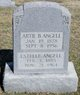 Profile photo:  Artie B. Angell
