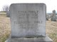 Martha Ann Elizabeth <I>Davis</I> Bible