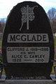 Alice Cecilia <I>Cawley</I> McGlade