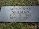 Shelton O. Spilman