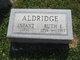 Infant Aldridge