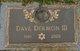 Profile photo:  Dave Dermon, III