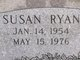 Susan Ryan Pope