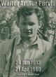 Walter Arthur Purvis