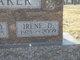 Profile photo:  Irene Dorothy <I>Holden</I> Baker