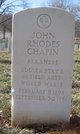 John Rhodes Chapin