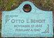 Otto L Benoit