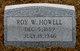 Roy Wright Howell Sr.