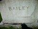 Edward Percival Bailey