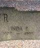 """Ola Linder """"Linda"""" <I>Pullen</I> Fletcher"""