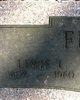 Lewis Leroy Fletcher