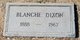 Profile photo:  Blanche <I>Johnson</I> Dixon