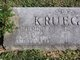 Katherine M. <I>Heintz</I> Kruegel