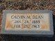 Calvin Monroe Dean