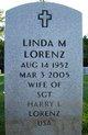 Profile photo:  Linda M <I>Cote</I> Lorenz