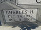 Profile photo:  Charles H Couch