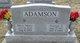 Alice Marie <I>Allee</I> Adamson