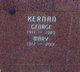 George Kernan