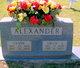 "Profile photo:  Sarah Jane ""Sallie"" <I>Turner</I> Alexander"