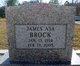 James Asa Brock