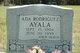 Profile photo:  Ada <I>Rodriguez</I> Ayala